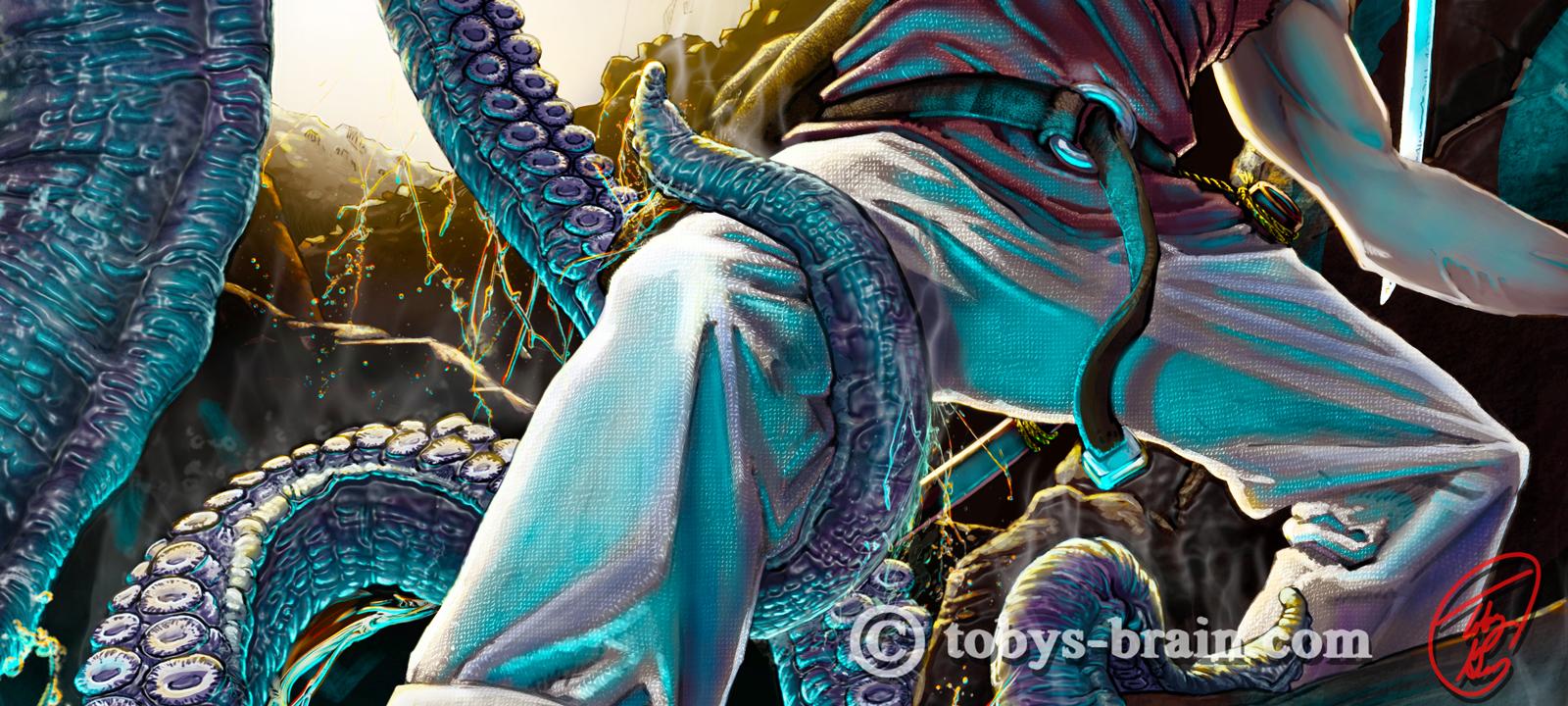 Toby Gray Ohrim-vs-the-cave-squid-zoom3-FW