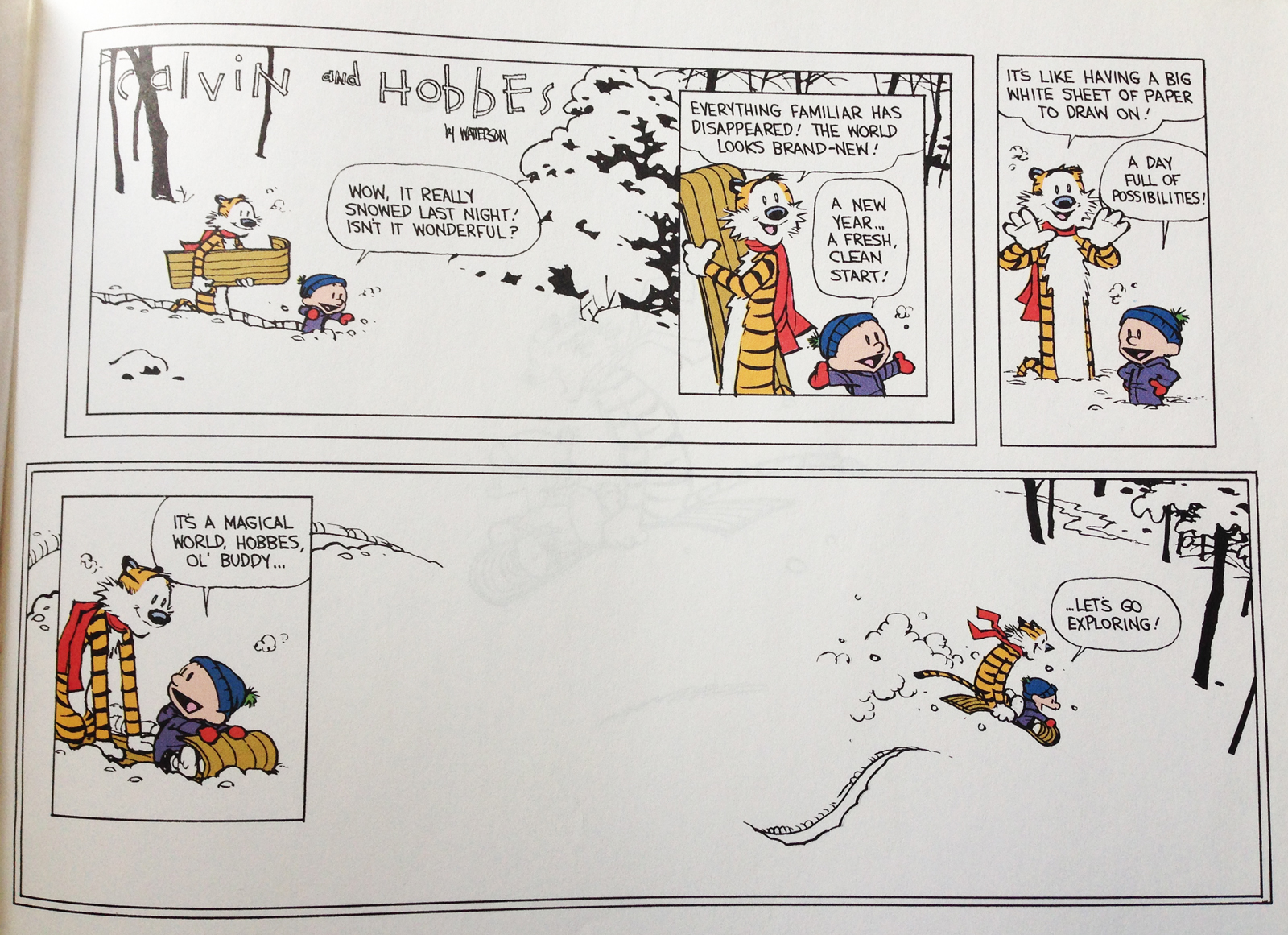 The appeal of Calvin and Hobbes - Slate Magazine