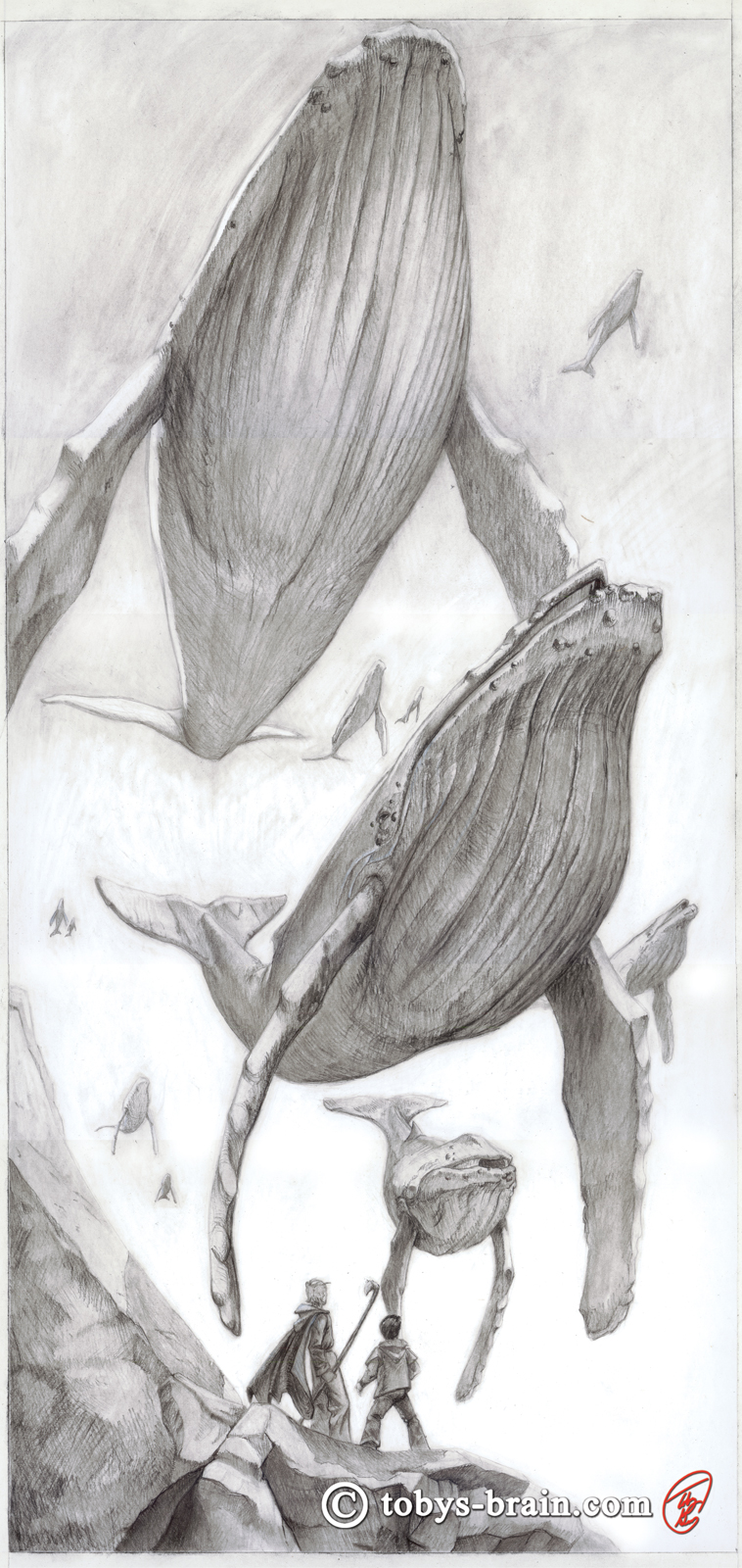Toby-Gray-flying-whales-pencil