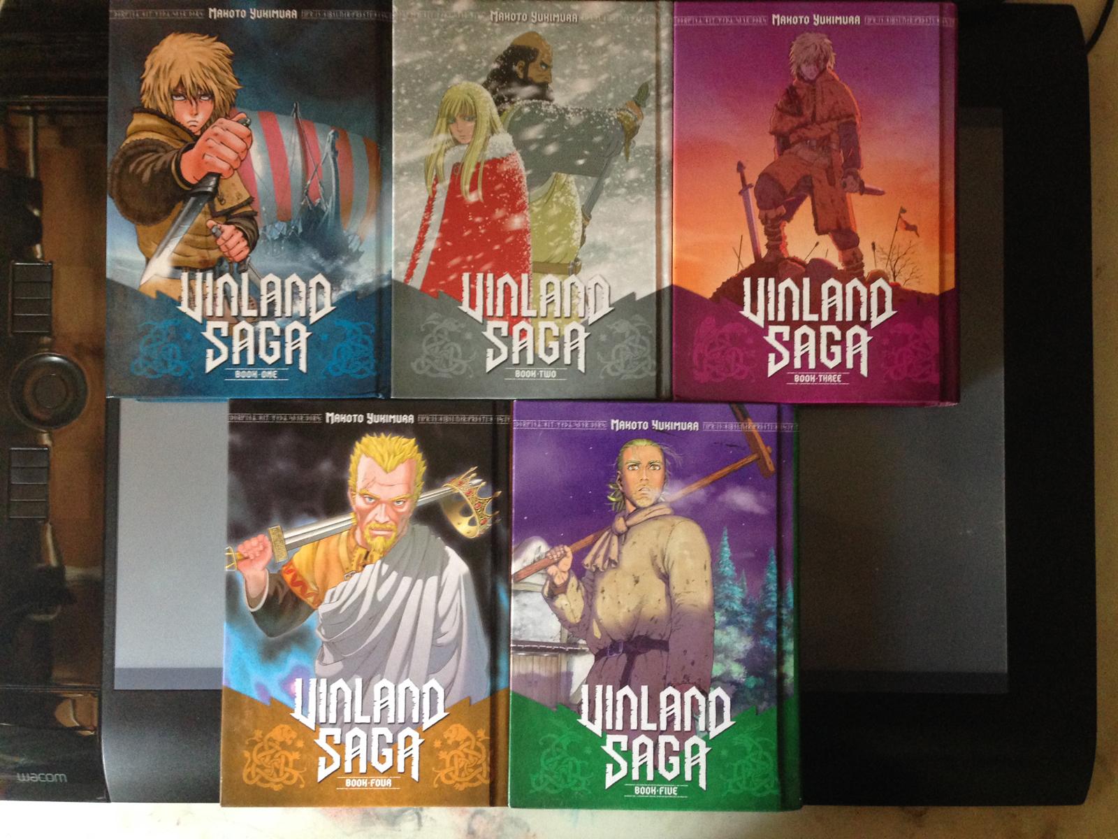 Vinland-Saga-all-covers