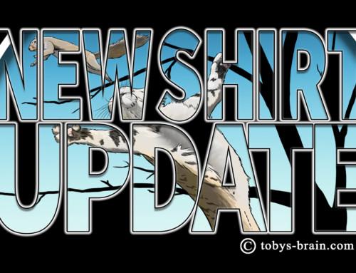 NEW SHIRT(S) UPDATE(S)!