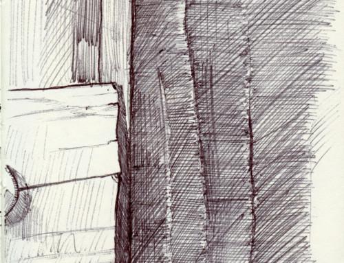 Moleskin Sketch Camp Hidden Valley 2019 #6