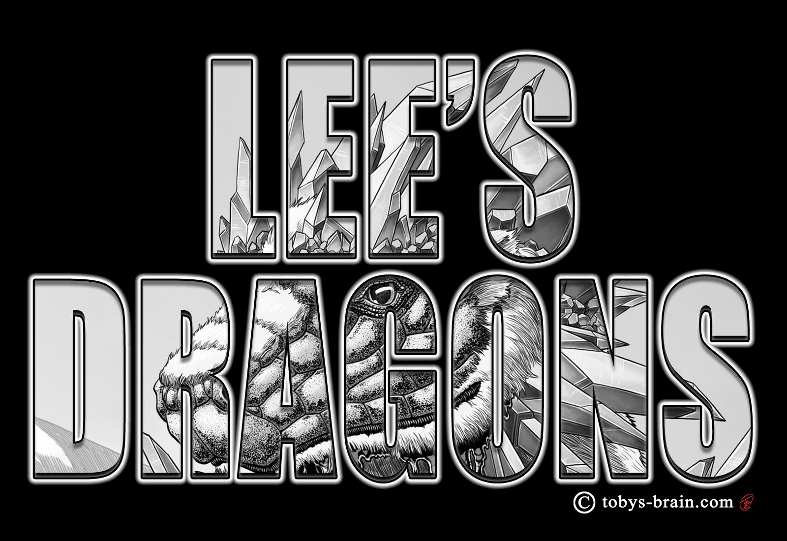Lee's Dragons: Arctic Dragon